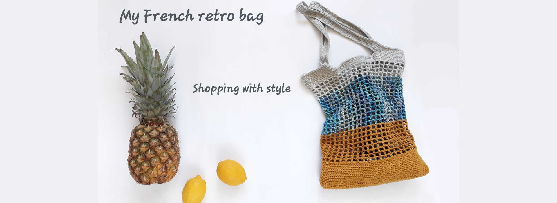 Portobelloknit slide bag 2