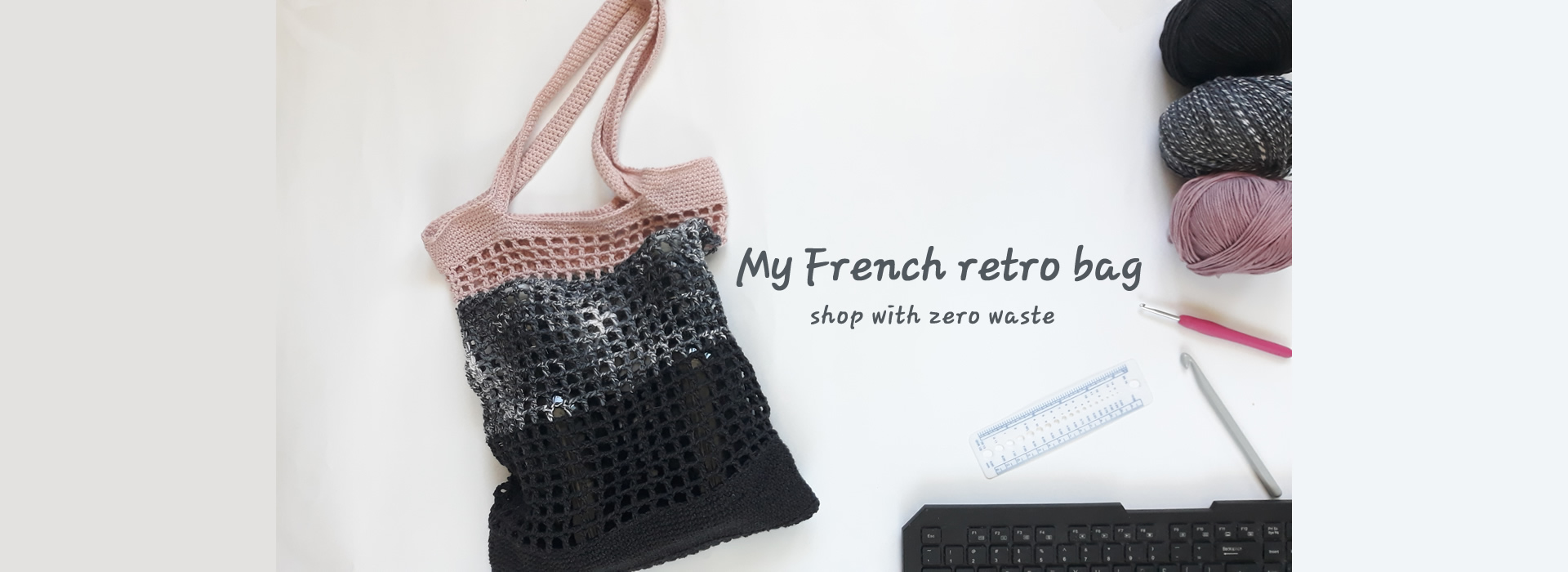 Portobelloknit French retro bag