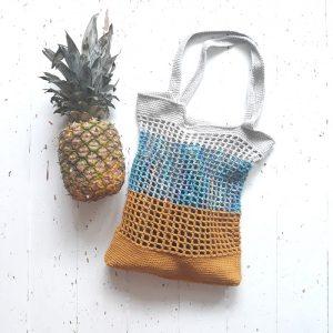 Portobelloknit rustic bag 2